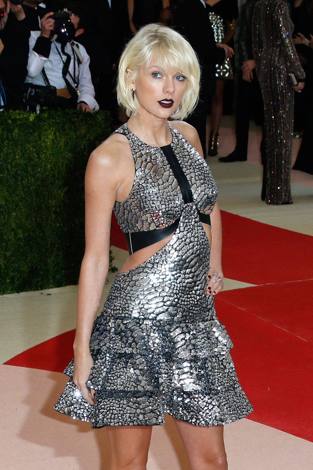Taylor Swift 2009 Red Carpet